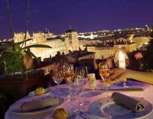 restaurant Les Terrasses de Lyon