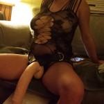 femme dominatrice gode ceinture Lyon